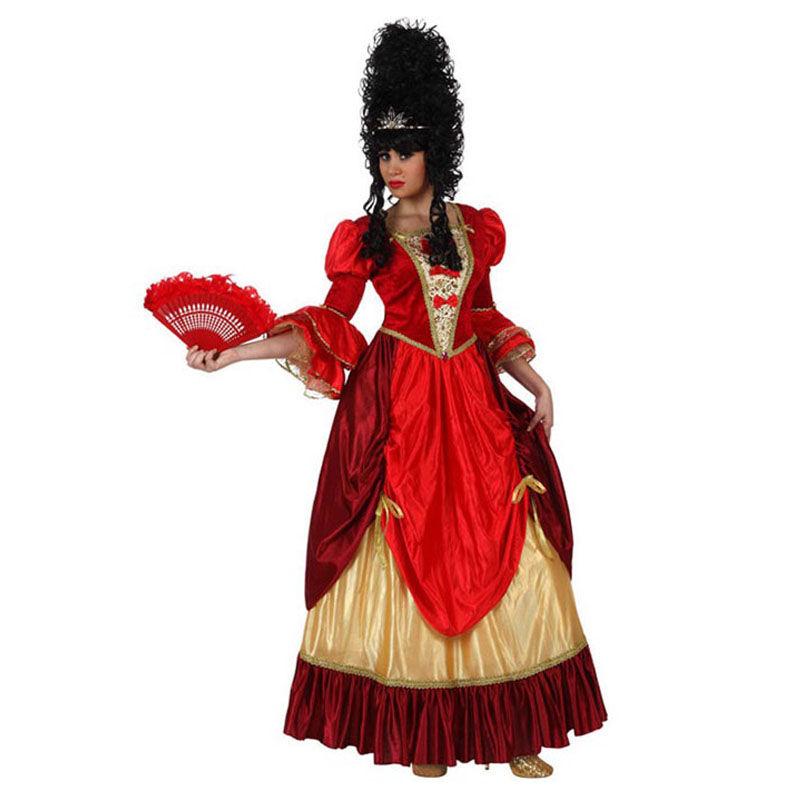 Disfraz de cortesana veneciana disfraces mujer tienda for Disfraces de epoca