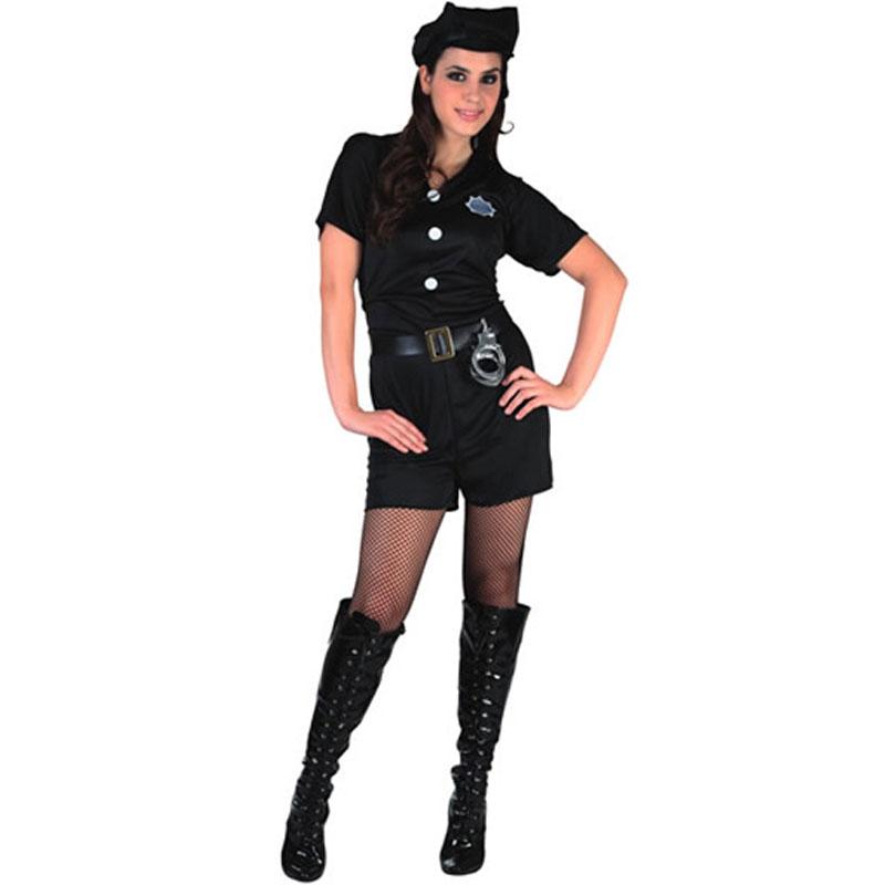 disfraz de policia pantalon disfraces mujer tienda de disfraces online. Black Bedroom Furniture Sets. Home Design Ideas