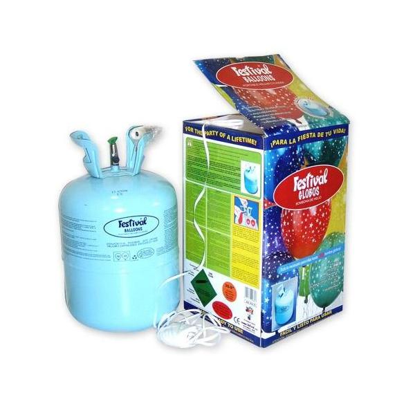 Bombonas de helio globos tienda de disfraces online - Bombona de helio para globos ...