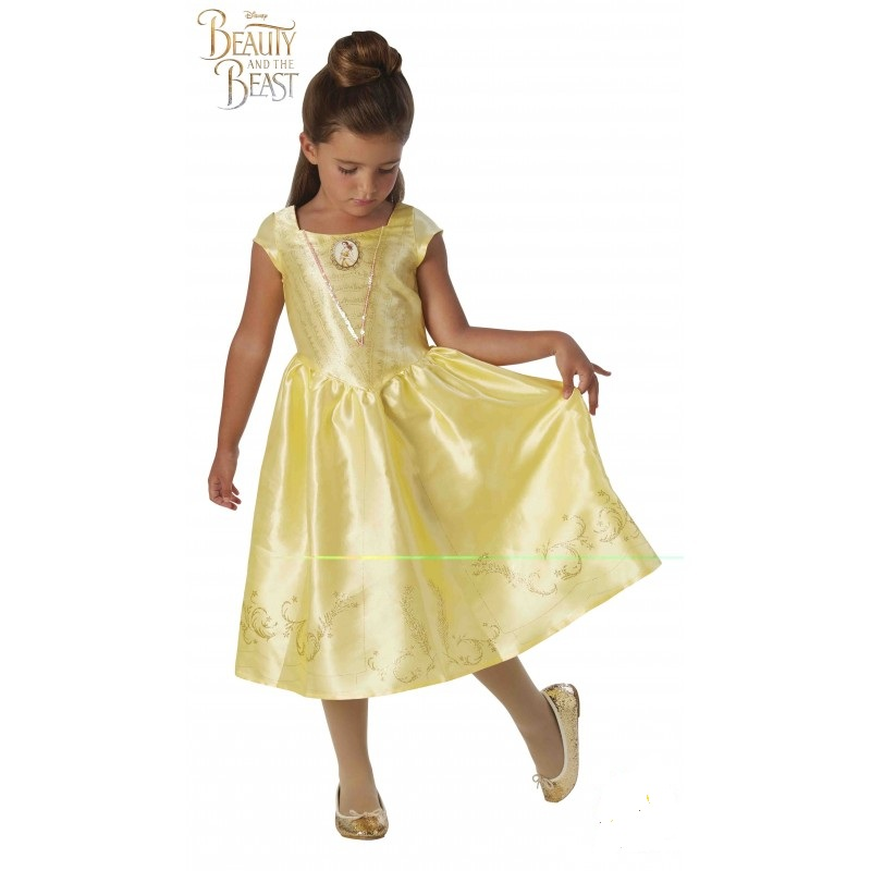 disfraz-bella-disney infantil