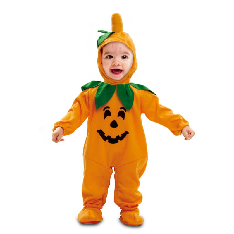 disfraz calabaza bebé