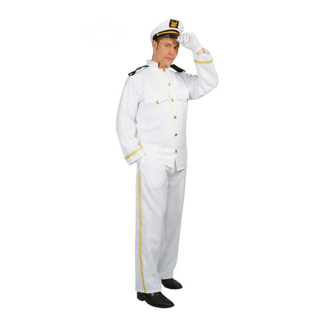 disfraz capitán de barco hombre