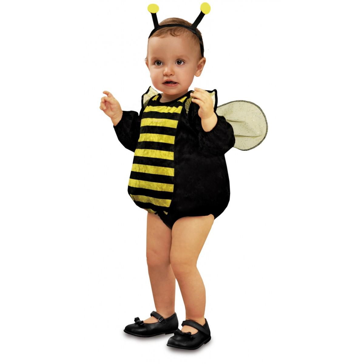 Disfraz de abejita bebe disfraces peques tienda de - Como hacer un disfraz de bebe ...