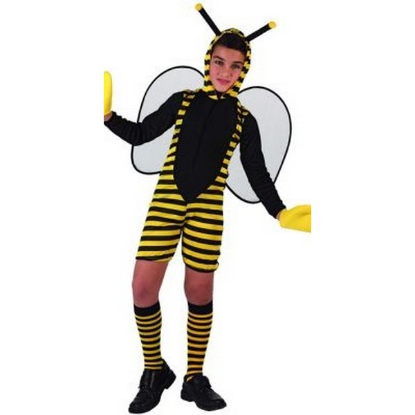 disfraz de abejorro infantil