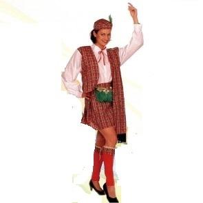 disfraz-de-escocesa