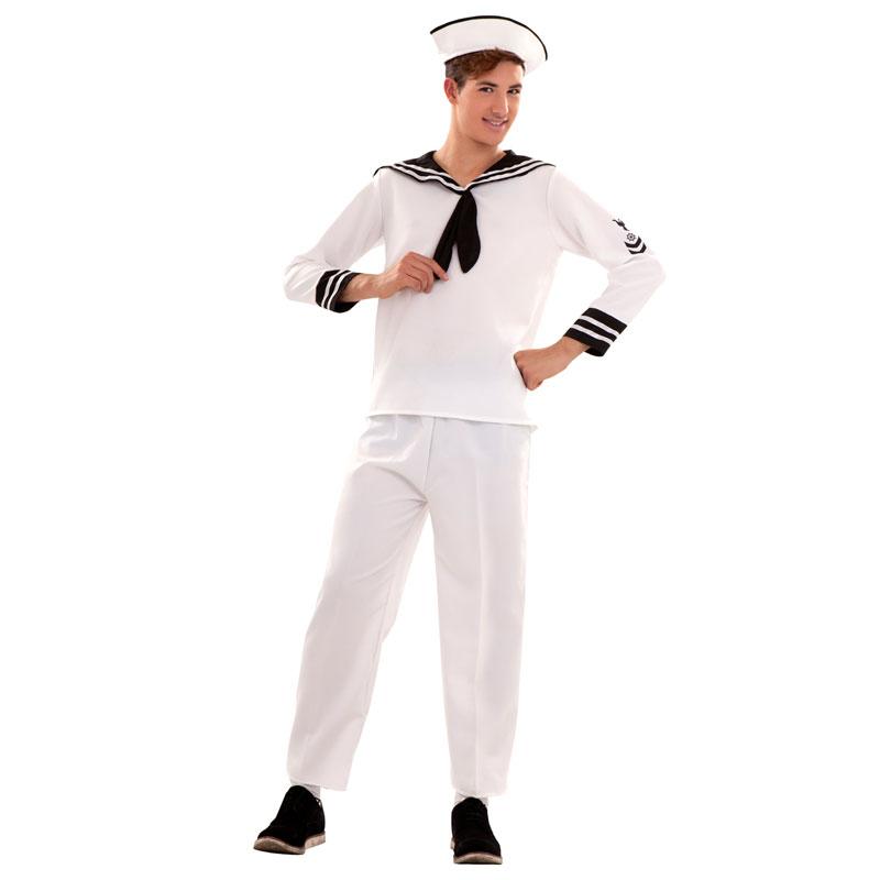 Disfraz de marinero adulto disfraces hombre tienda de - Disfraz de marinero casero ...