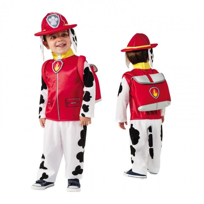 disfraz-de-marshall-patrulla-canina infantil
