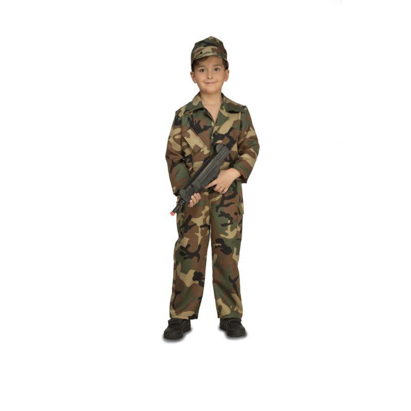 disfraz de soldado camuflaje niño 202090mom