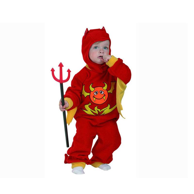 disfraz diablillo bebe