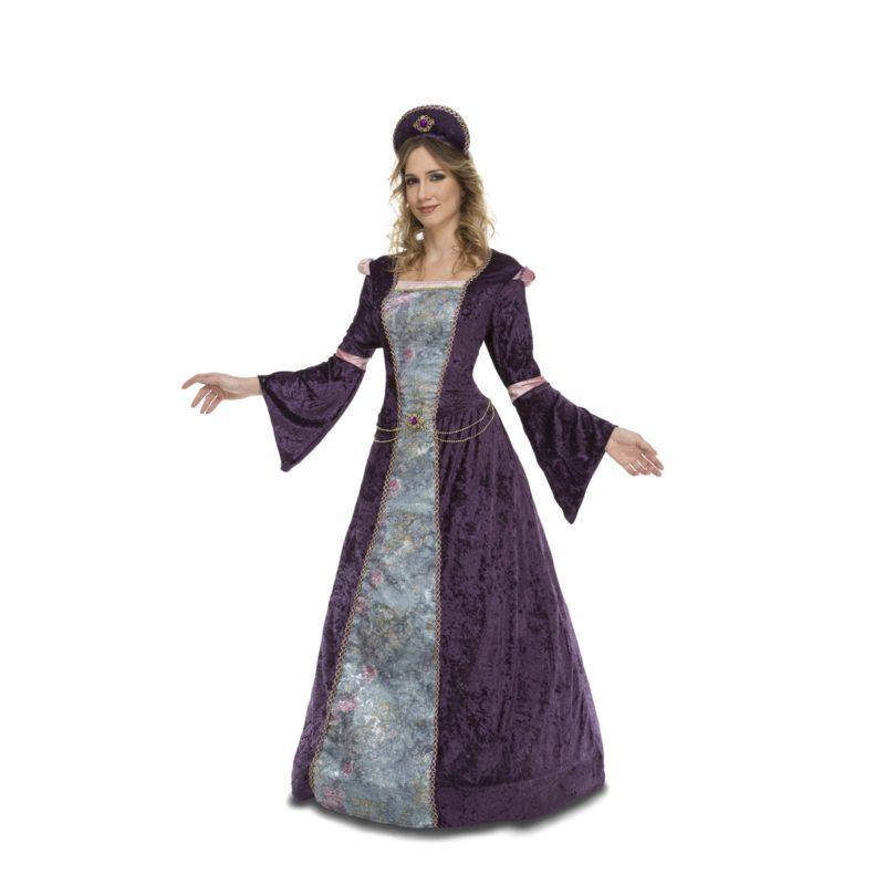 disfraz doncella lavanda mujer 203751mom