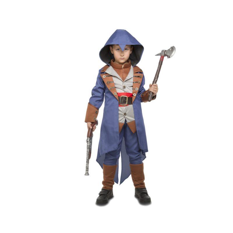 disfraz el asesino azul niño 203950mom