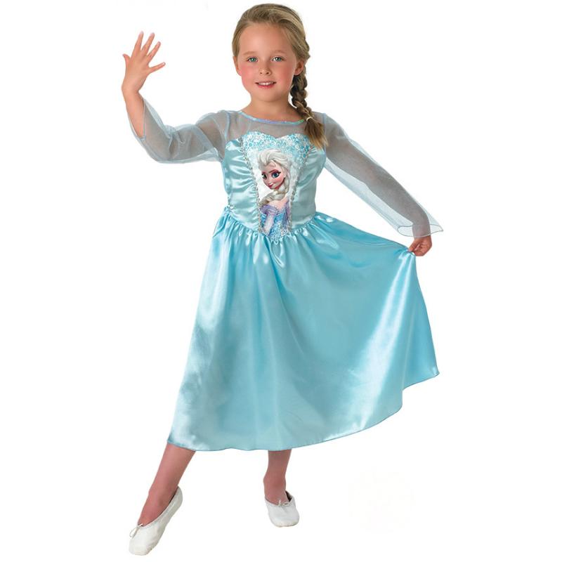 disfraz elsa de frozen infantil
