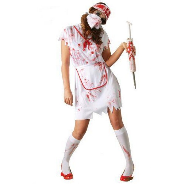 disfraz enfermera asesina
