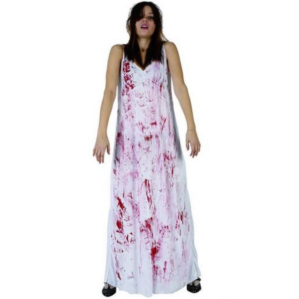 disfraz exorcista mujer