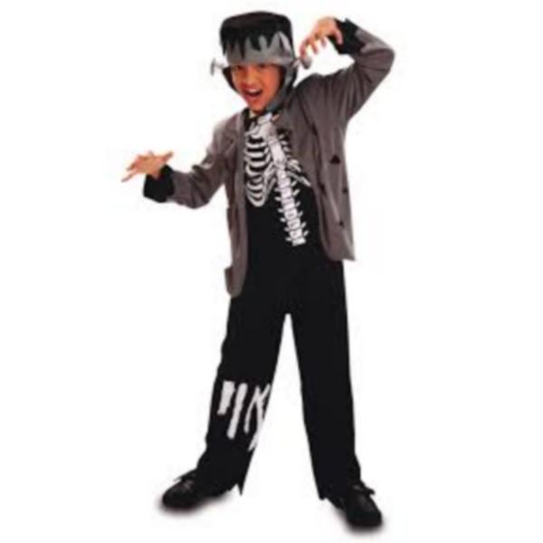 disfraz frankestein infantil