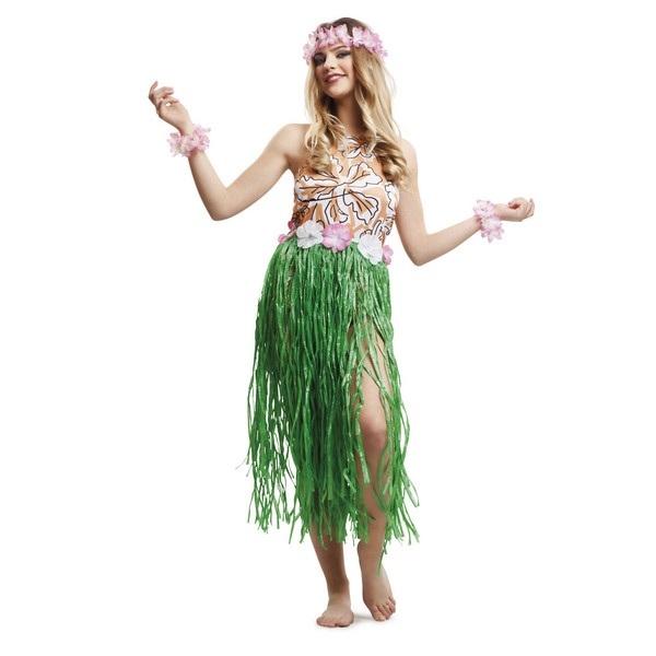 disfraz hawaiana chic mujer 203542mom