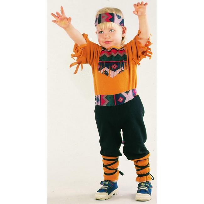 disfraz indio niño 825207-EU