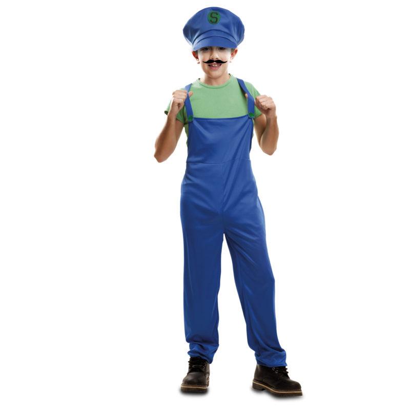 disfraz luigi niño 202227mom