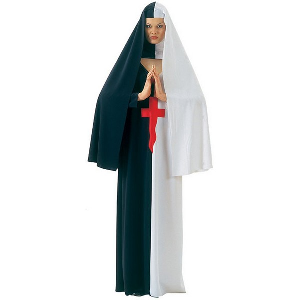 disfraz madre superiora mujer