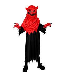 disfraz monstruo niño