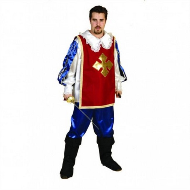 disfraz-mosquetero hombre