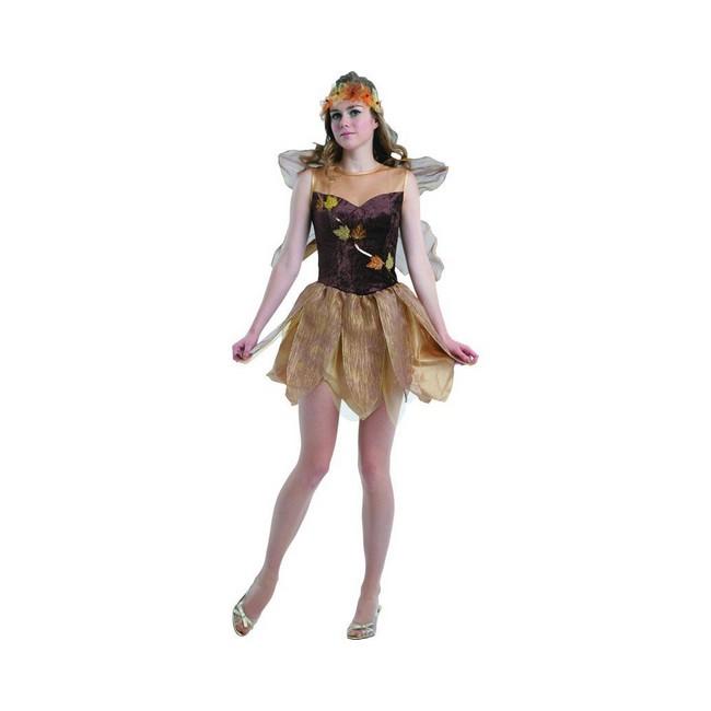 disfraz nifa del bosque mujer