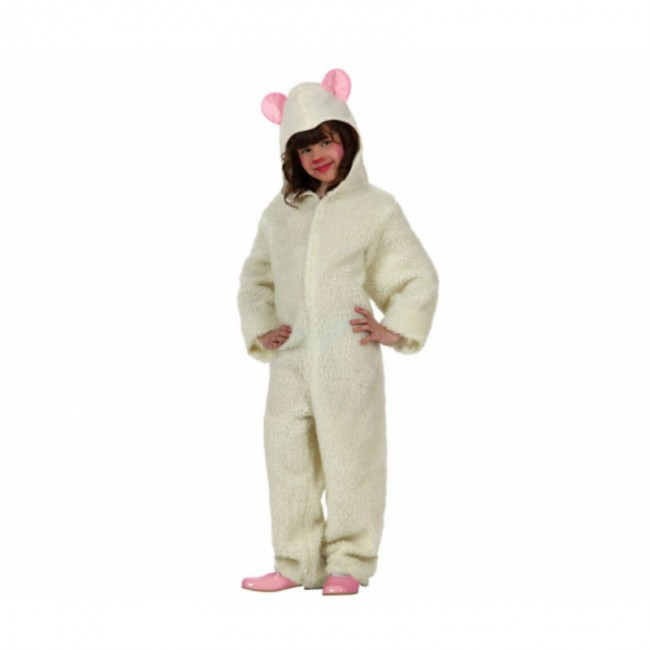 disfraz ovejita infantil.