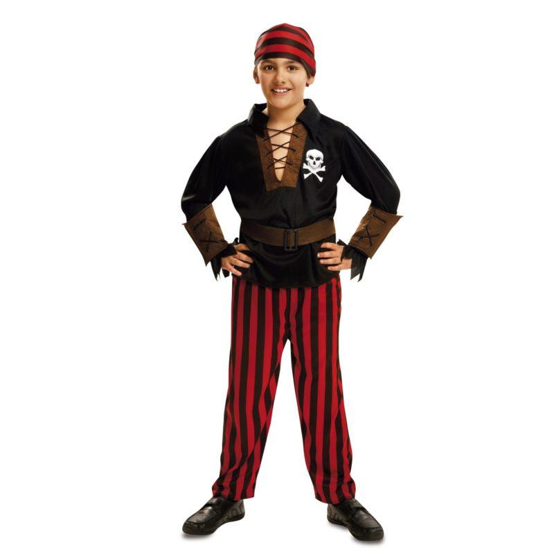 disfraz pirata bandana bebé niño 200587mom