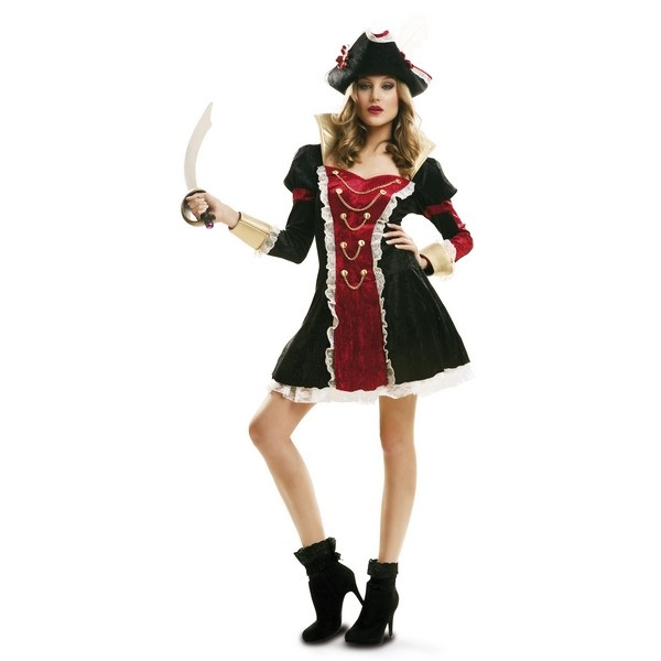 disfraz pirata real luxe mujer 01126 mom