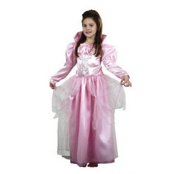 disfraz princesa lazo infantil