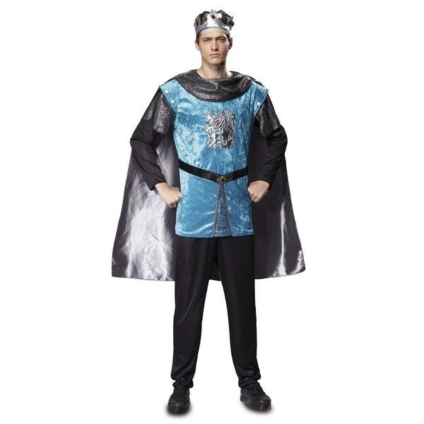 disfraz principe medieval azul hombre 201245mom