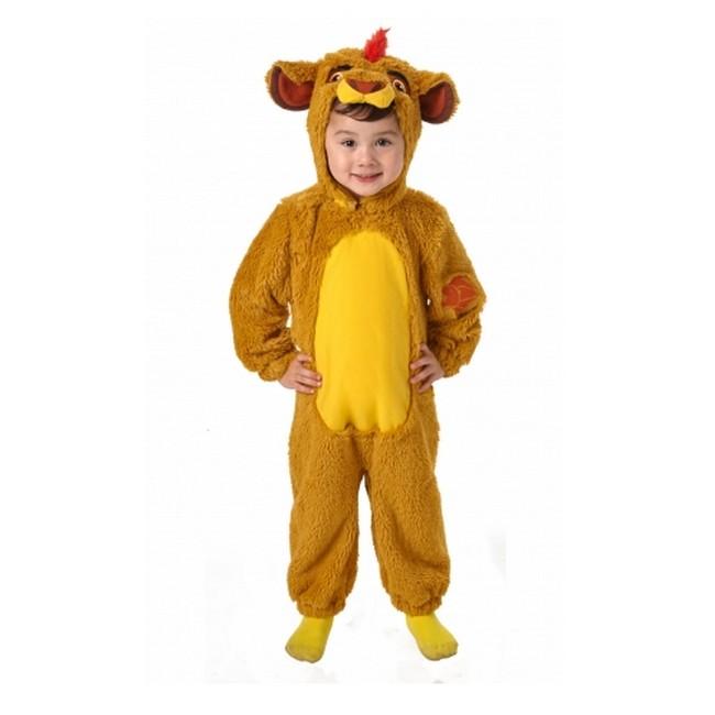 disfraz rey leon niño disney