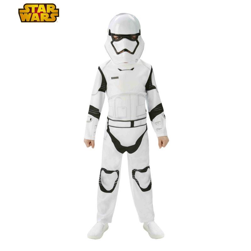 disfraz stormtrooper star wars infantil - DISFRAZ DE STORMTROOPER- STAR WARS NIÑO