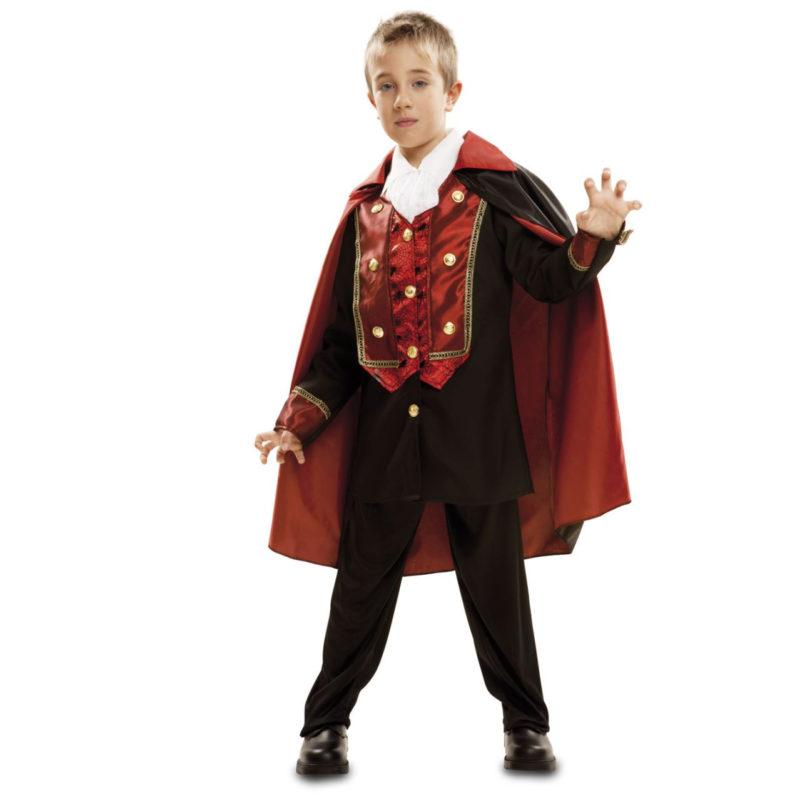 disfraz vampiro barroco niño