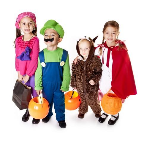disfraces niños halloween