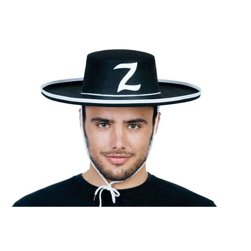 021272 - SOMBRERO ZORRO