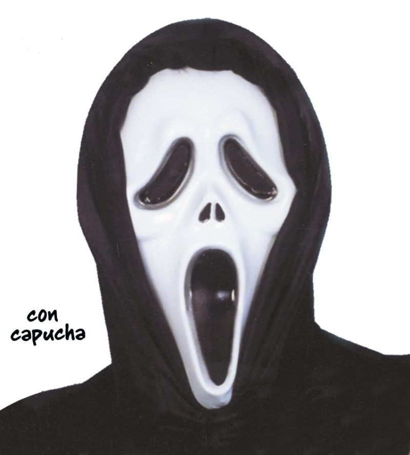 1140 CARETA SCREAM PLASTICO CON CAPUCHA 800x889 - CARETA SCREAM