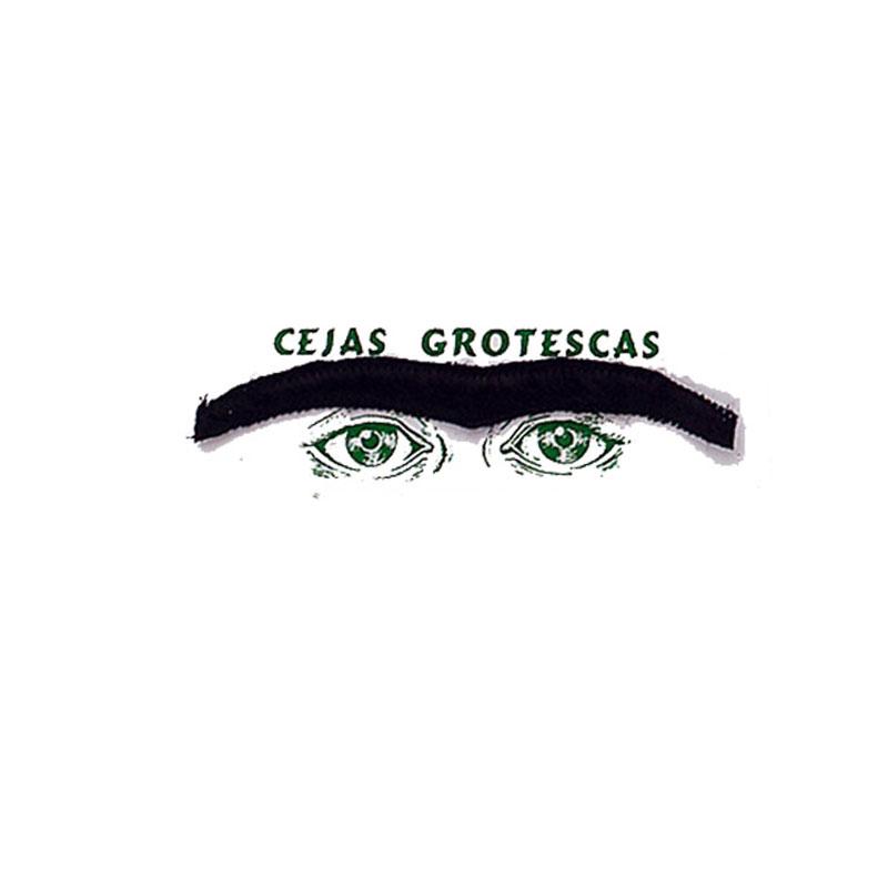 127 - CEJAS GROTESCAS