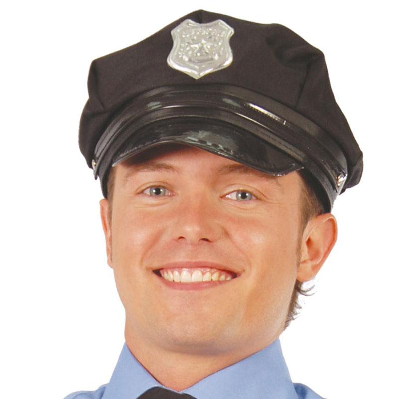 13714 - GORRA POLICIA