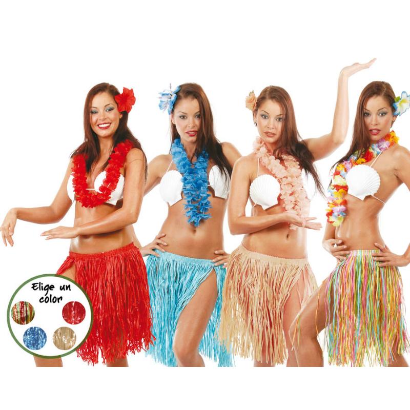 16184 conjunto hawaiano surtido - SET DE HAWAIANA