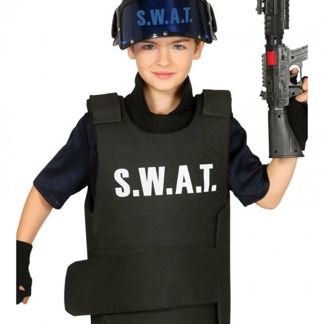 18580 simple 18580 chaleco swat infantil - CHALECO SWAT INFANTIL