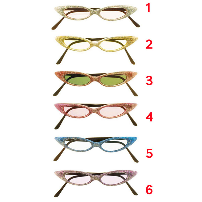 6761p - GAFAS FASHION ESCARCHA