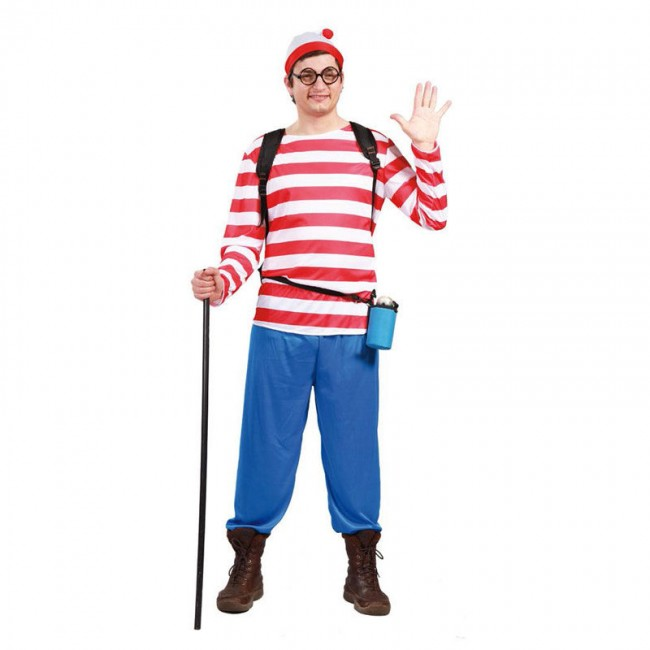 80550 configurable 80550 - DISFRAZ DE WALLY ADULTO