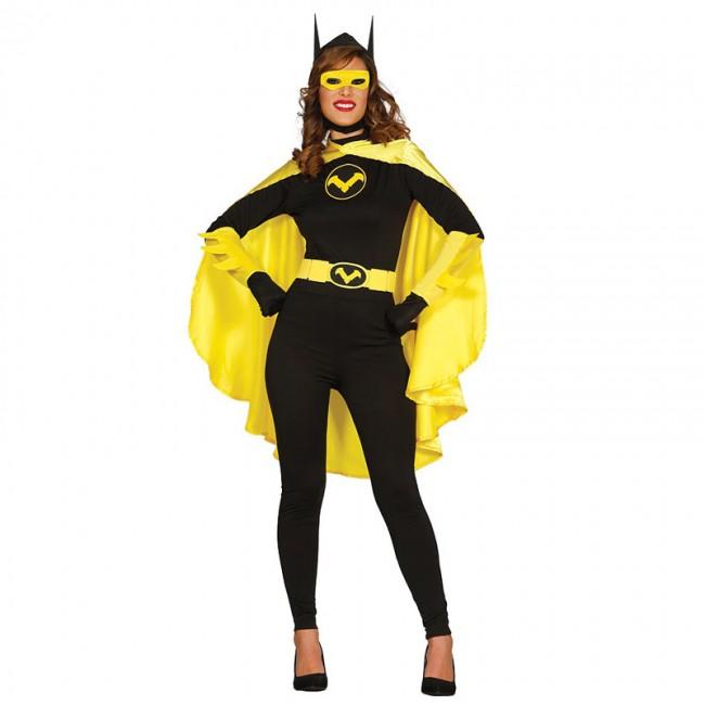 84571 simple disfraz batwoman superheroina adulto 84571 - DISFRAZ DE BATWOMAN MUJER