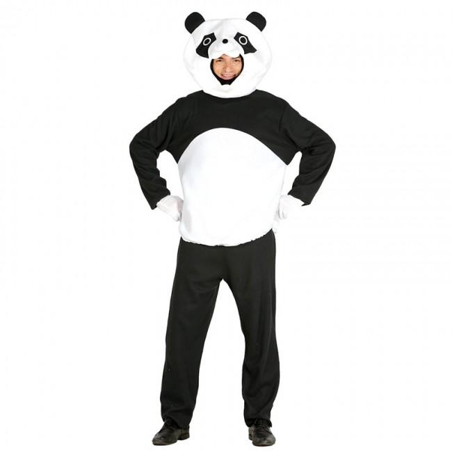 84609 simple disfraz oso polar adulto 84609 - DISFRAZ DE OSO PANDA