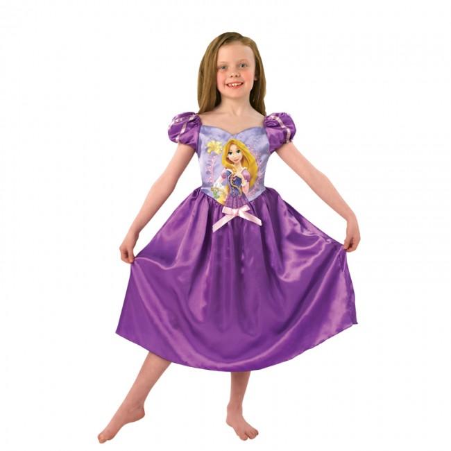 888798 configurable disfraz de rapunzel storytime infantil 888798 - DISFRAZ DE RAPUNZEL- DISNEY