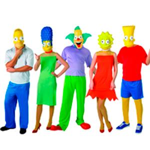 Disfraces de Grupo o Familia