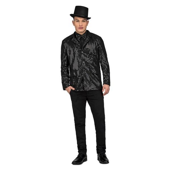 chaqueta negra hombre - CHAQUETA SWOWMAN NEGRA HOMBRE