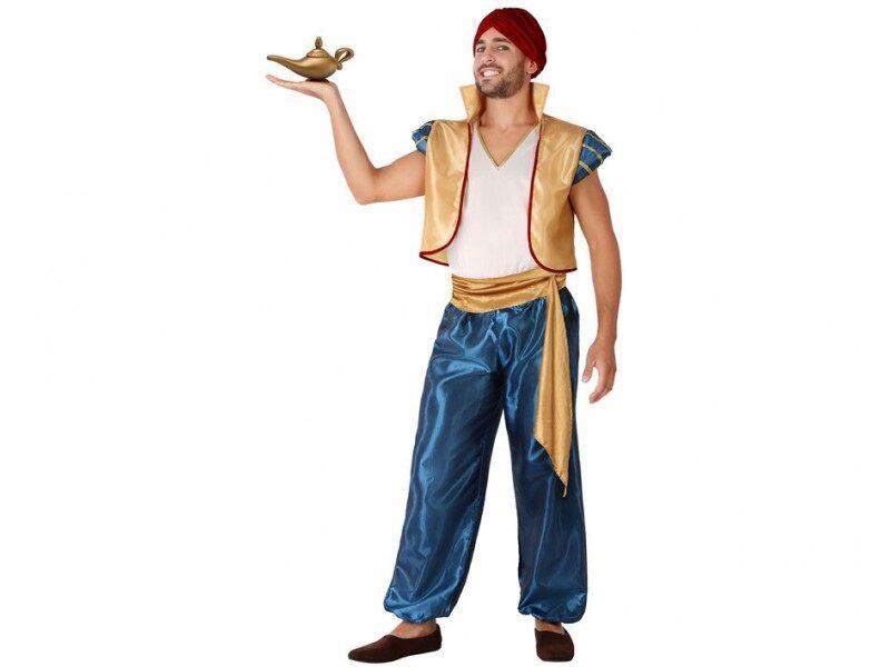 disfraz árabe hombre 1 800x600 - DISFRAZ DE ÁRABE ALADINO HOMBRE