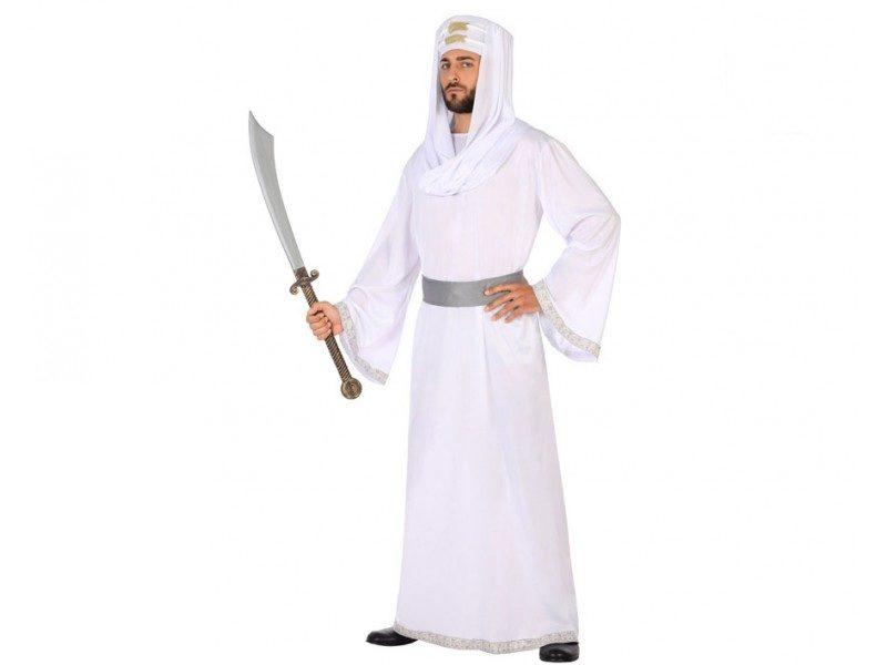 disfraz árabe hombre 800x600 - DISFRAZ DE ÁRABE HOMBRE